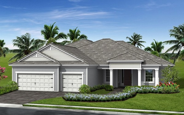 New Community of Oaks of Estero
