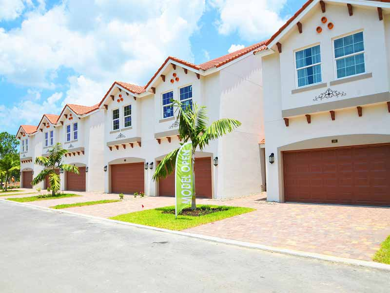 New Community of Greenwood Villas