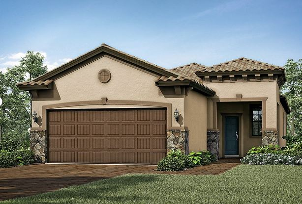 Bridgetown at the Plantation Fort Myers FL - New Homes For ...