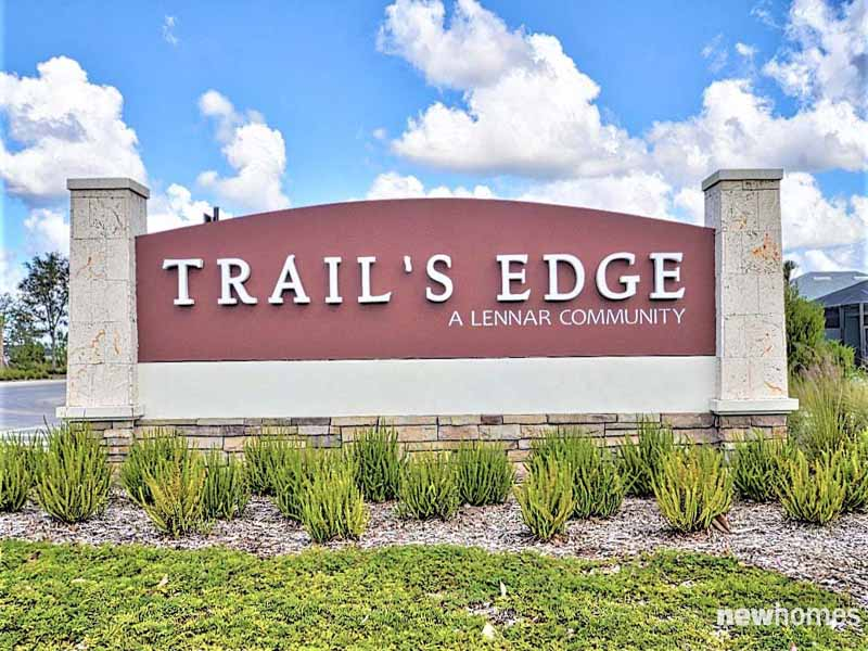 New Community of Trails Edge at Babcock Ranch