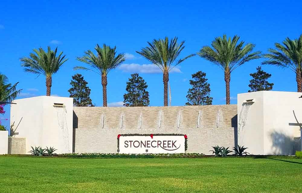 New Community of Stonecreek
