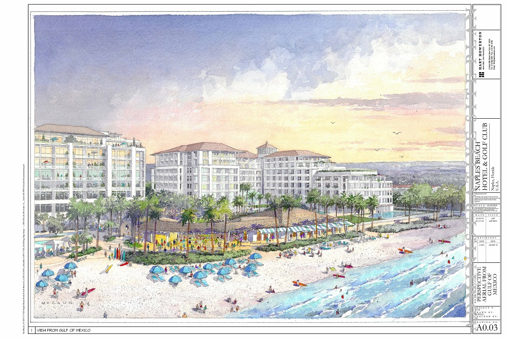 New Community of Naples Beach Hotel & Golf Club Redevelopment