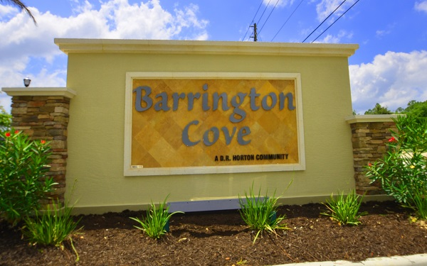 New Community of Barrington Cove