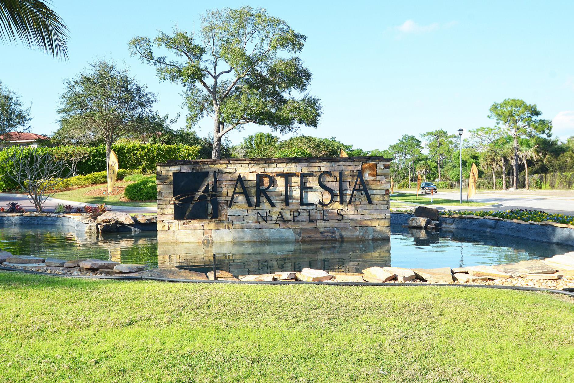 Artesia - Naples, FL  Amenities