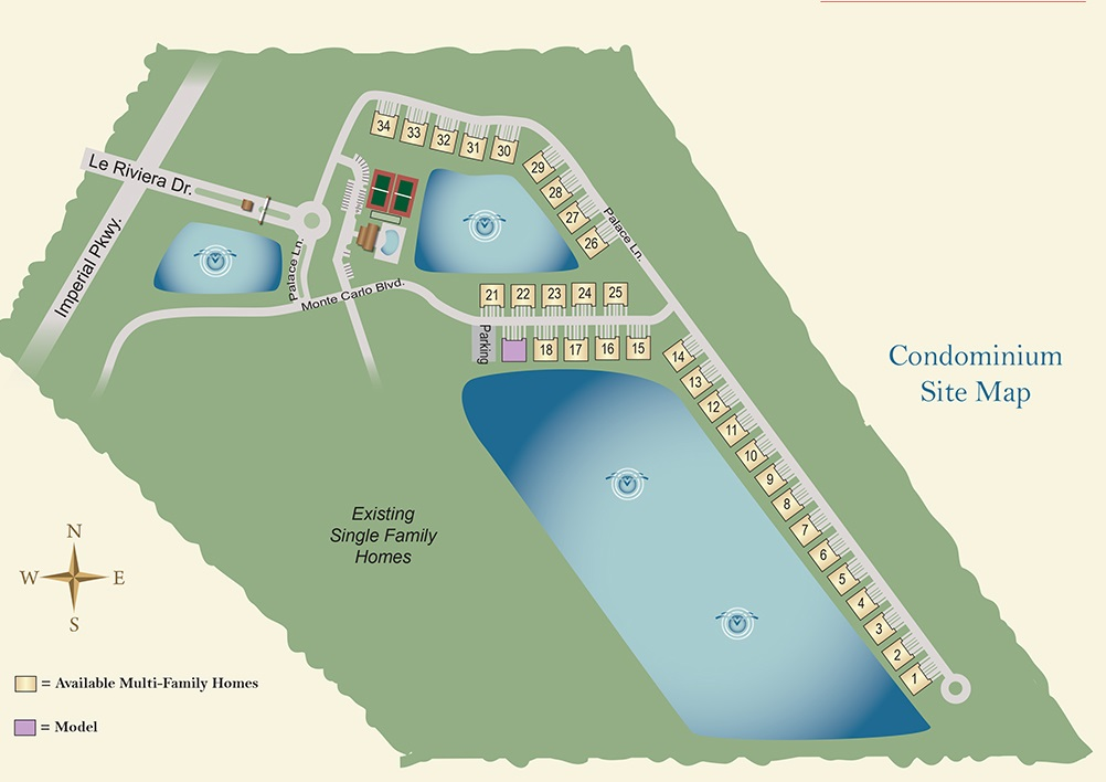 Paloma Site Map